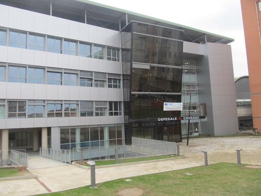 Il nuovo ospedale di Chivasso