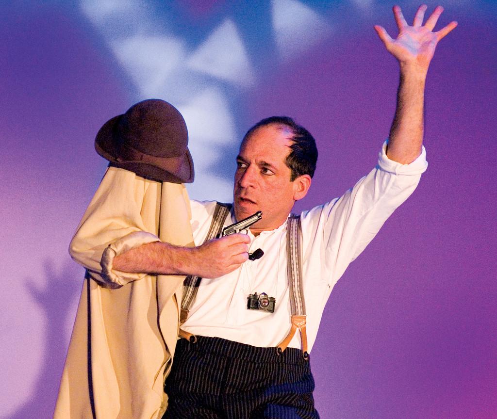 Il genio della comicità Peter Shub apre il Festival Sul Filo del Circo di Grugliasco