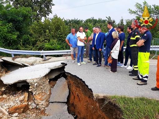 Maltempo, Cirio firma la richiesta di stato d'emergenza per il Piemonte