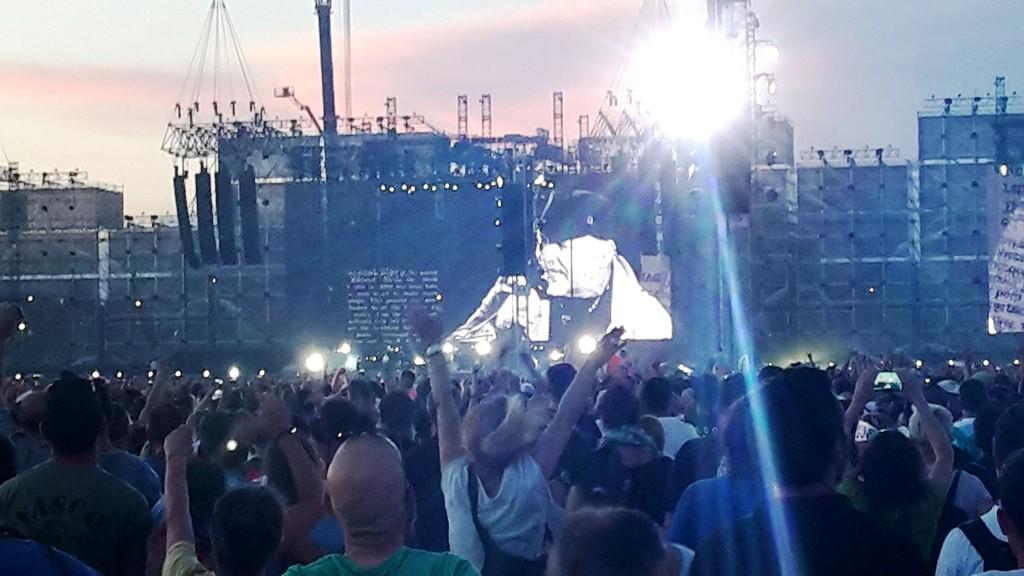 Da Torino a Modena, qui si è fatta la storia: Vasco Rossi da record sbaraglia la paura con l'amore