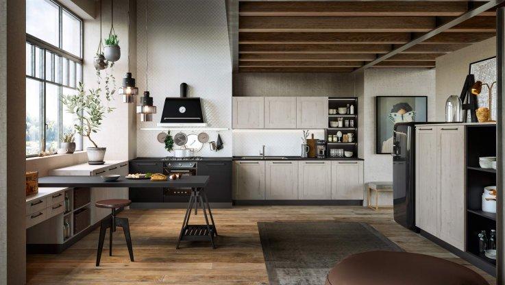 Arredamento Cucine A Torino.Cucine Moderne Ma Solo Su Misura Torino Oggi