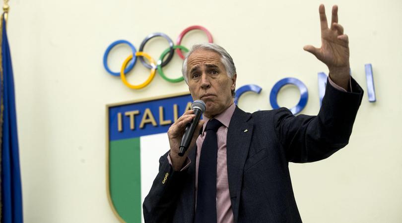 Olimpiadi Torino 2026: Malagò al Cio di Losanna