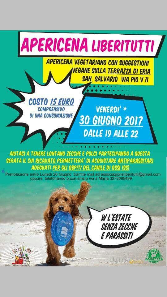 Torino A San Salvario Un Apericena Per Aiutare I Cani
