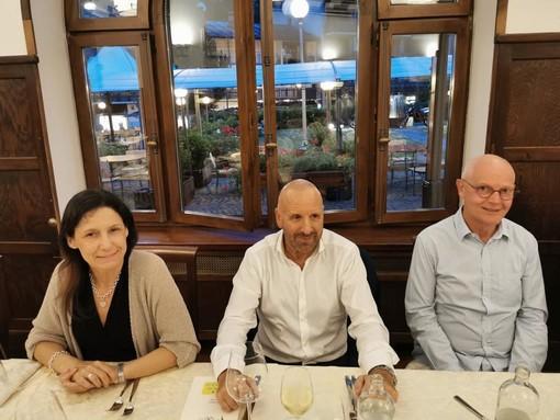 Il sindaco di Limone a cena con il primo ministro monegasco per celebrare il sodalizio con il Principato