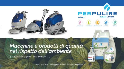 Aziende del futuro tra green e sostenibilità: PerPulire S.r.l.