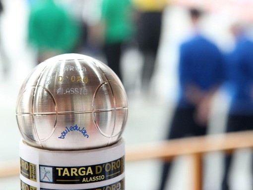 Alassio, la Targa d'oro 2021 slitta a ottobre