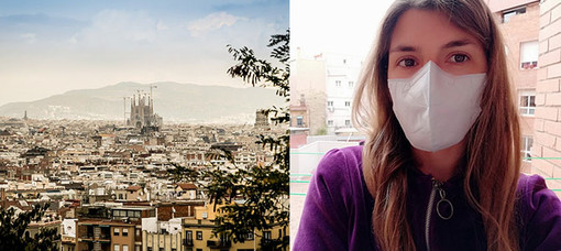 """Coronavirus, la torinese Laura dalla Spagna: """"Mi guardavano come un'appestata, ora siamo quasi come l'Italia"""""""
