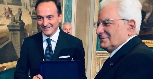 """Cirio chiede a Mattarella autonomia per il Piemonte, ma rassicura: """"Saremo solidali tra Regioni"""""""