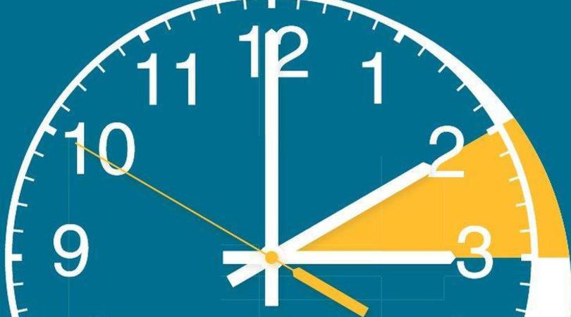 Nella notte tornata in vigore l ora legale vi siete for Quando entra in vigore l ora legale
