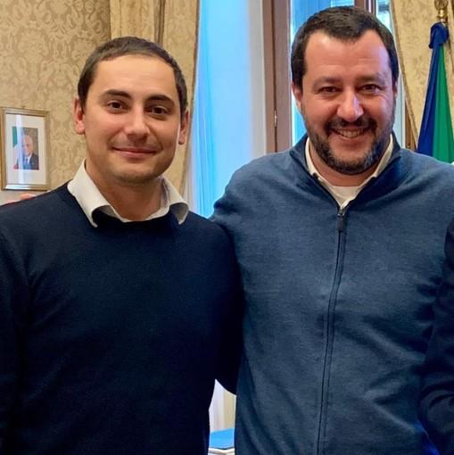 """Ricca: Appendino critica Salvini? Parole dette da chi non è capace a governare, e i torinesi lo hanno capito"""""""