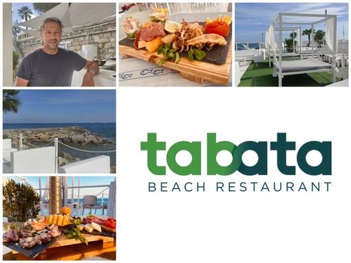 Imperia, il 'Tabata Beach Restaurant' è pronto ad offrire un'estate di gusto, relax e divertimento: nel cuore di Oneglia il top dell' 'hospitality' (foto e video)