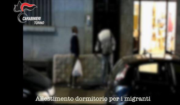 Traffico di migranti, otto misure cautelari del Gip di Torino