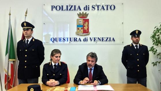Cambio ai vertici della questura di Venezia: parte Sanna arriva Vito Gagliardi