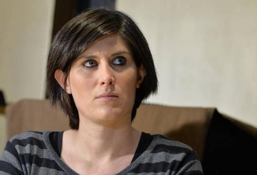 La sindaca Appendino contestata al Circolo dei Lettori di Torino