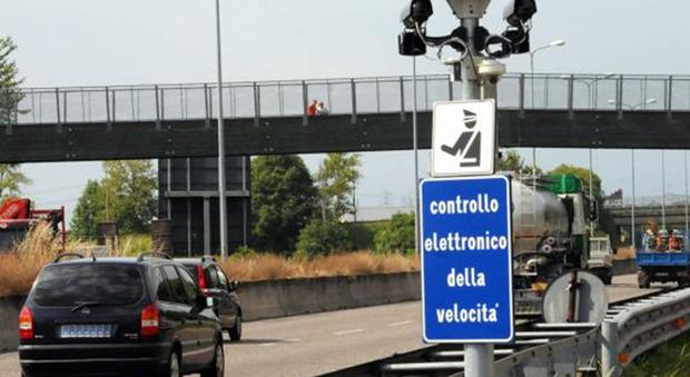Ecco dove verranno posizionati gli autovelox dal 4 all'8 luglio a Torino