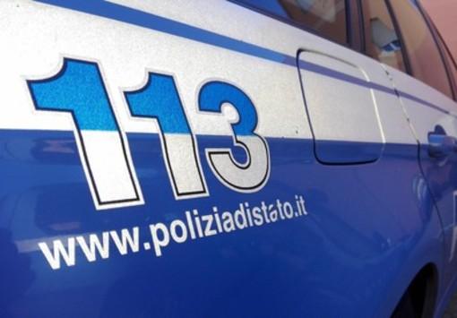 Polizia ferma un'auto con quattro malviventi: due di loro sono evasi dai domiciliari