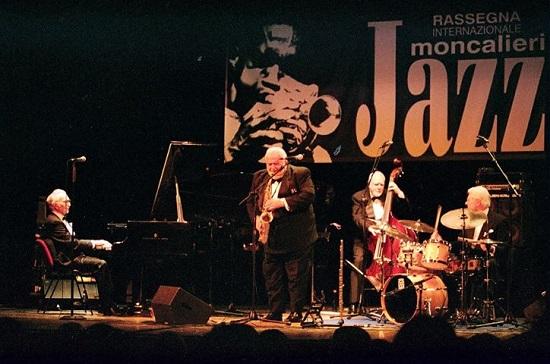 Il festival jazz di Moncalieri
