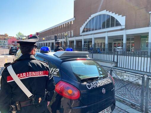 Torinese domiciliato a Biella denunciato per furto