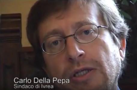 Ivrea senza sindaco, Della Pepa si dimette