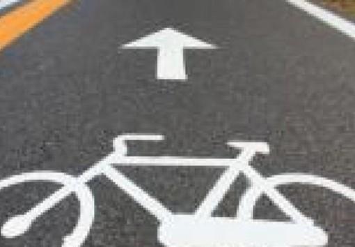 Una pista ciclabile da piazza Bernini a Collegno: approvato il progetto esecutivo