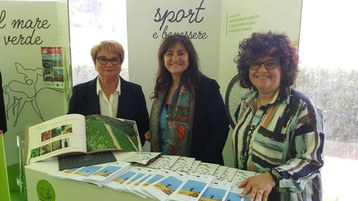 Anche lo stand della 'Community del Benessere' con la Regione Liguria all'evento 'Food and Green Village'