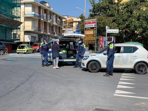 """Piemontesi e lombardi in """"fuga"""" verso il mare: multato proprietario di seconda casa nell'Imperiese"""