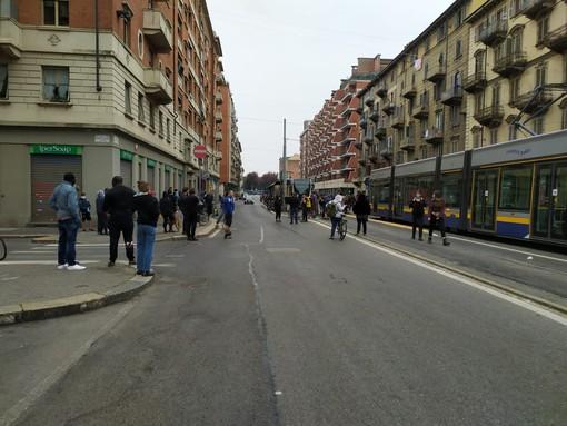"""Torino, al via la """"sorveglianza speciale"""" per Aurora e Barriera di Milano con presidi fissi delle forze dell'ordine"""