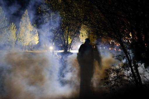 incidenti nella notte a San Didero