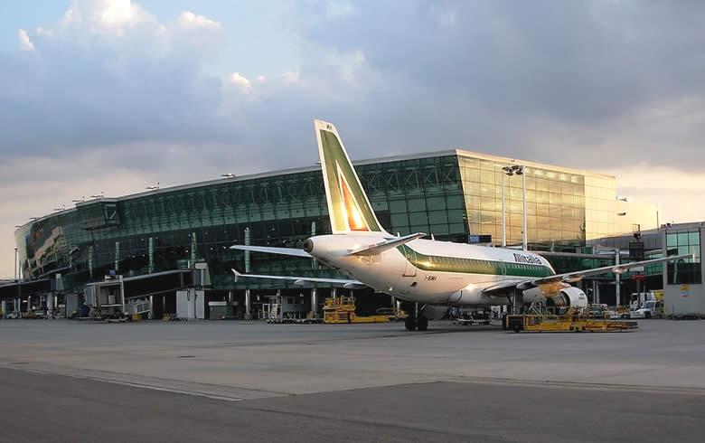 Via Antonov da pista,aperto scalo Torino
