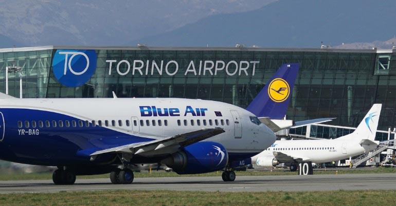 Trasporti da blue air nuovo collegamento torino berlino - Collegamento torino porta nuova aeroporto caselle ...