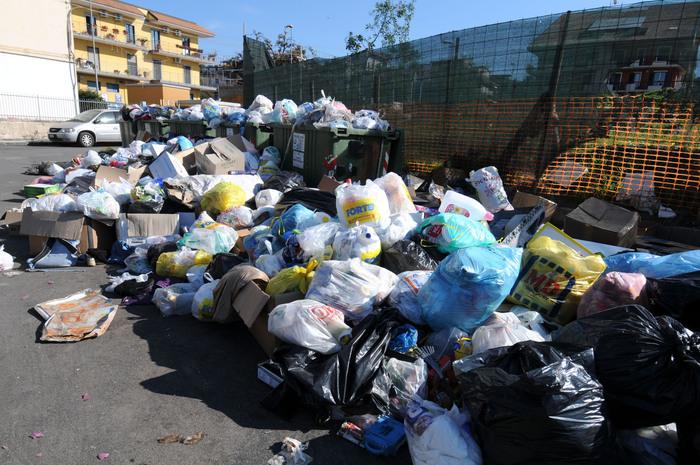 La Sicilia invia 1300 tonnellate di rifiuti in Piemonte