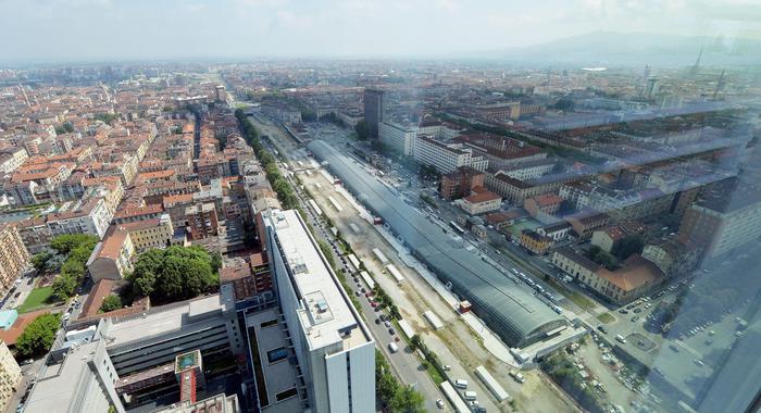 Da mercoled aperto un primo tratto del nuovo viale della for Nuovo design del paesaggio inghilterra