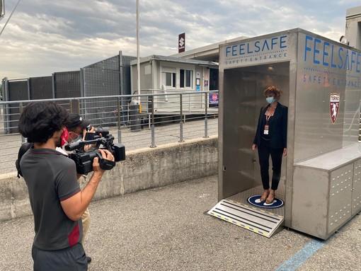 """""""Feel Safe"""", la tecnologia che permette di partecipare a un evento in sicurezza: come funziona"""