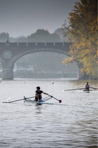 Torino in acqua insieme a Ventotene: domenica si rema la Regata per l'Europa