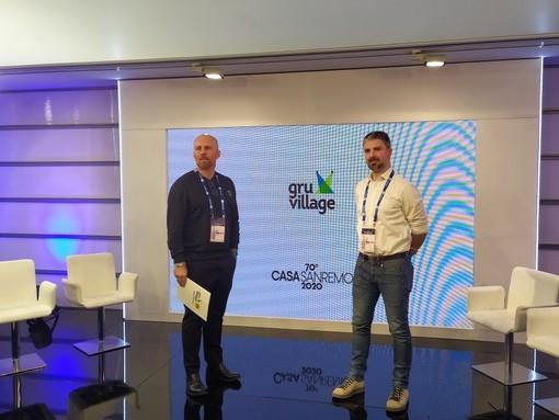 Casa Sanremo rinnova la sua partnership con il Gru Village 105 Music Festival di Torino