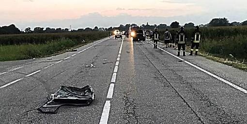 Incidente stradale mortale tra Cambiano e Villastellone, la colpa della morte di Cristian non fu sua