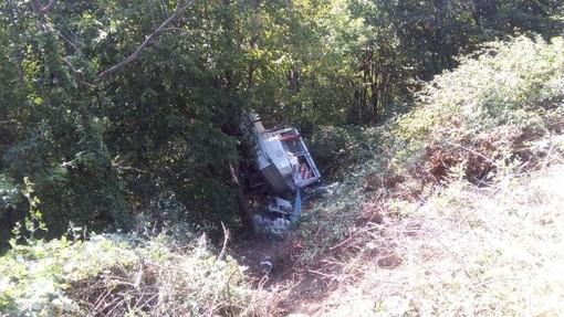 Incidente stradale ad Arnasco: muore un rumeno residente a Torino