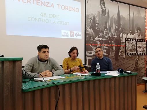 """Oggi i lavoratori, domani le proposte alle istituzioni: """"Siamo insieme per una giornata straordinaria, con al centro le persone. Gli imprenditori non possono scordarsi di Torino"""""""