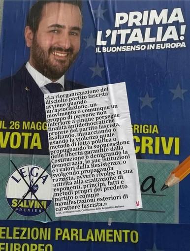 """Racca (Lega): """"I gravissimi fatti antidemocratici di Alba minano la libertà di espressione e di propaganda elettorale"""""""