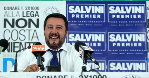 Sabato Matteo Salvini a Biella e poi a Torino
