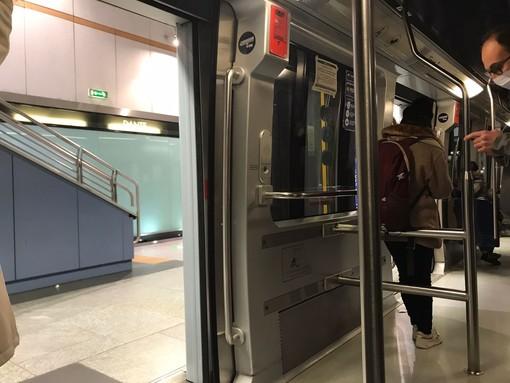 Risolto il guasto alla linea 1: metro regolare tra Porta Nuova e Bengasi