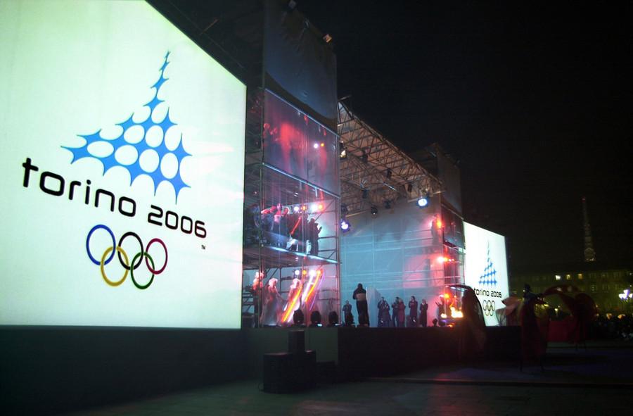 Olimpiadi 2026 Grillo candida Torino