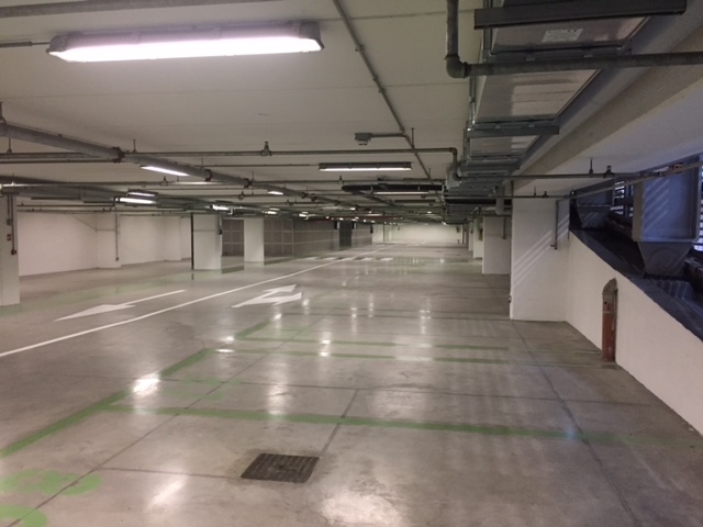 Porta susa aperto il nuovo parcheggio all 39 interno della - Treni torino porta susa ...