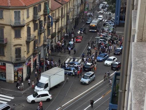 Foto tratta dalla pagina Facebook Bello e Brutto di Barriera. Torino Nord
