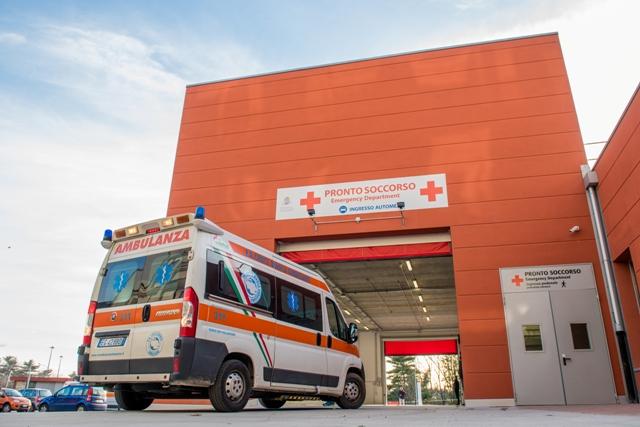 Prove di soccorso nel nuovo pronto del san luigi di - Un importante organizzazione con sede al cairo ...