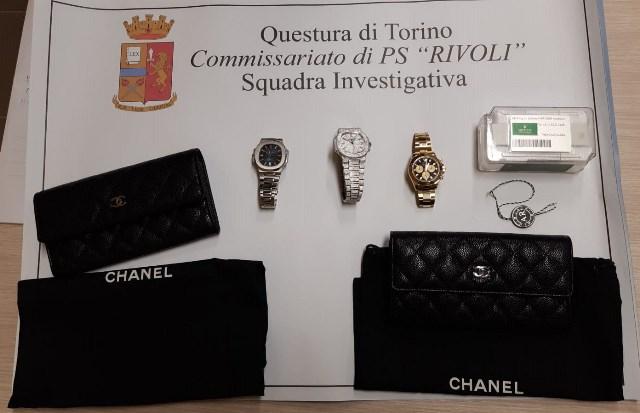 Rivoli, sgominata una banda di falsari di orologi - TorinOggi.it