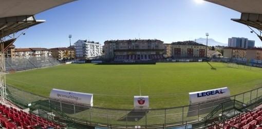 lo stadio Paschiero di Cuneo