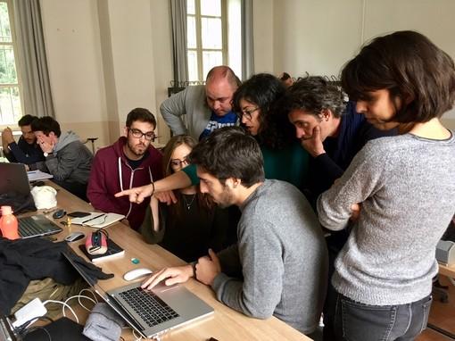50 studenti del Politecnico ripensano il Parco giochi di Cuneo Nuova