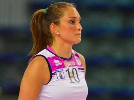 Pinerolo Volley: Carlotta Zanotto  se ne va
