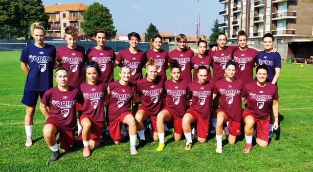 Il Torino Calcio Femminile In Ritiro A Bardonecchia Torino Oggi